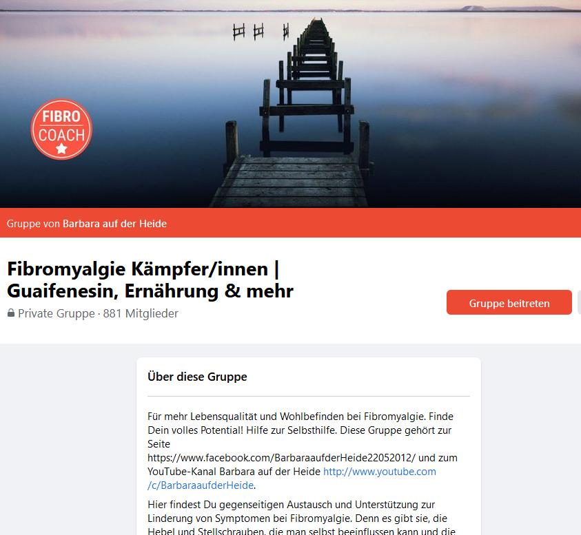 Facebook Gruppe Kämpfer/innen